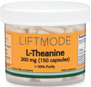 Liftmode's L-Theanine 200mg