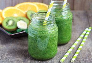 healthy green smoothie take inositol
