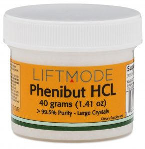 Liftmode Phenibut FAQ