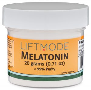 melatonin from liftmode